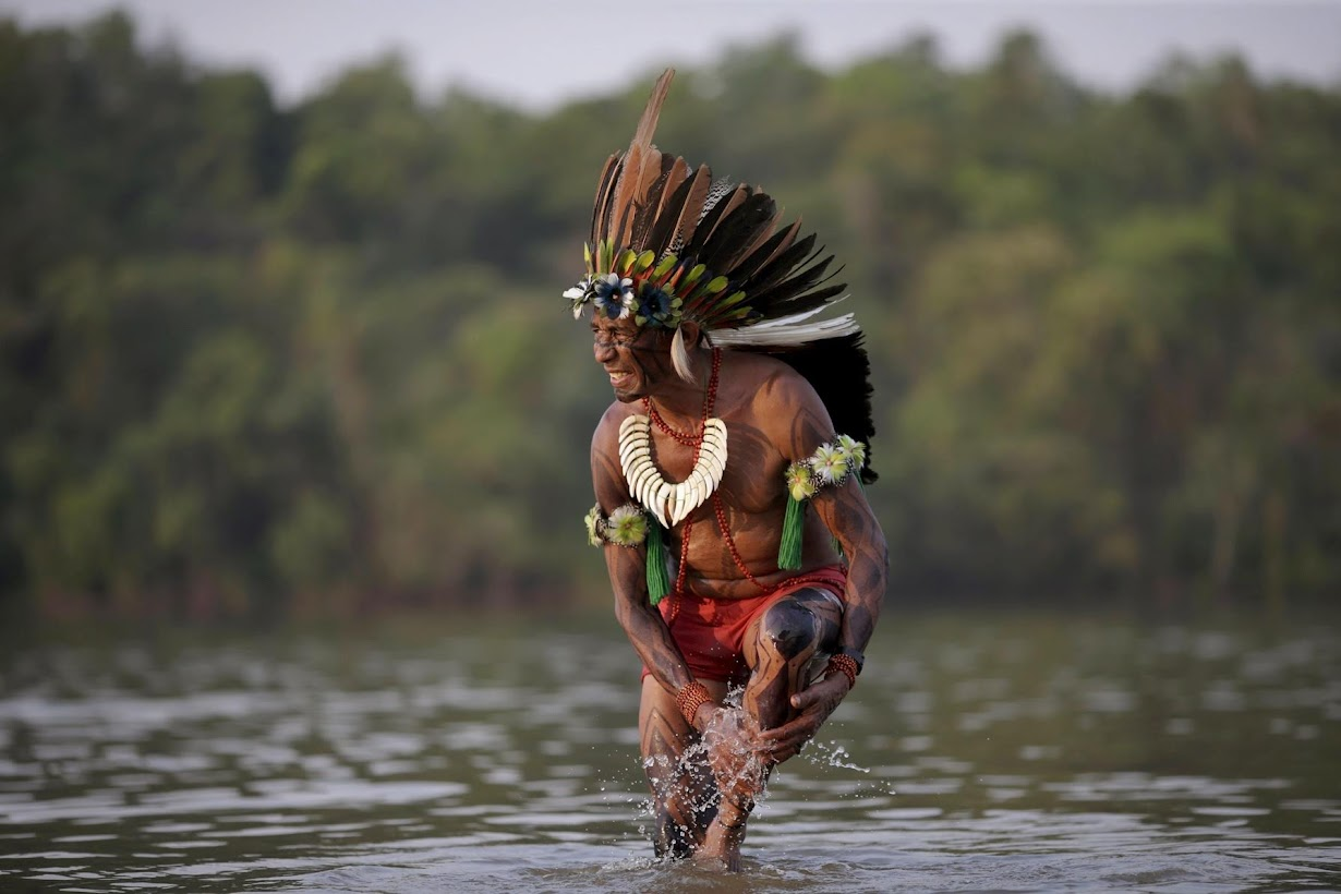 World Indigenous Games The Wider Image Reuters