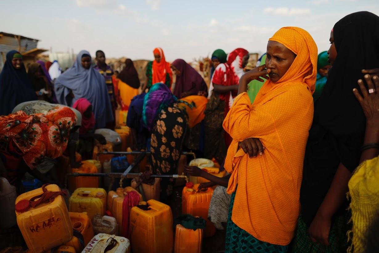 ソマリアのドーロで3日撮影(2017年 ロイター/Zohra Bensemra)