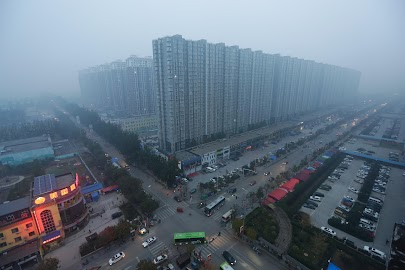 Earthprints: Beijing