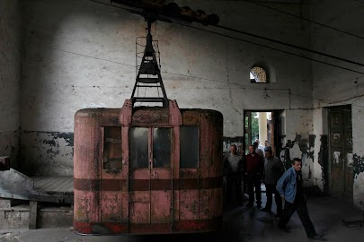 Chiatura's crumbling cable cars