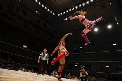 Japan's women wrestlers fight to win