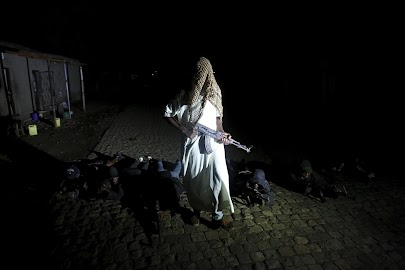 Armed vigilantes in Burundi