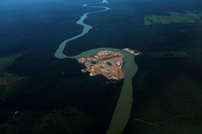 Disappearing Amazon