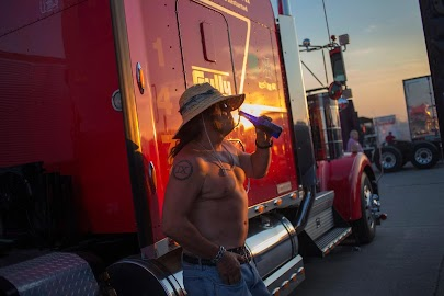 sex stories stop Gay truck