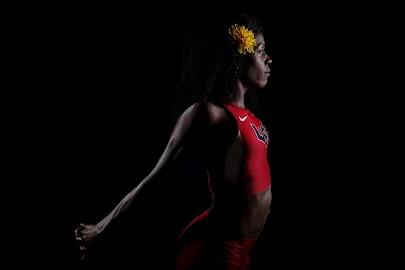 U.S. athletes: eyes on the Olympic prize