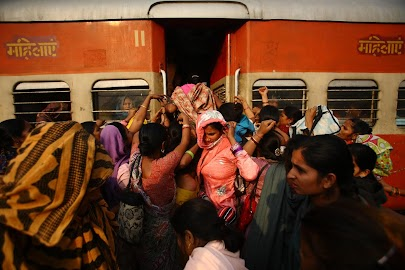 India's 'ladies only' train service