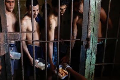 Inside Panama's La Joya prison
