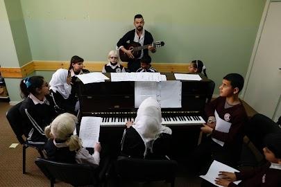 Teaching the blind through music