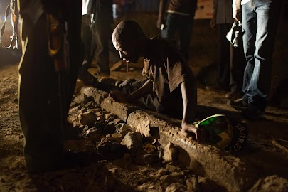 A struggle amid poverty and crime